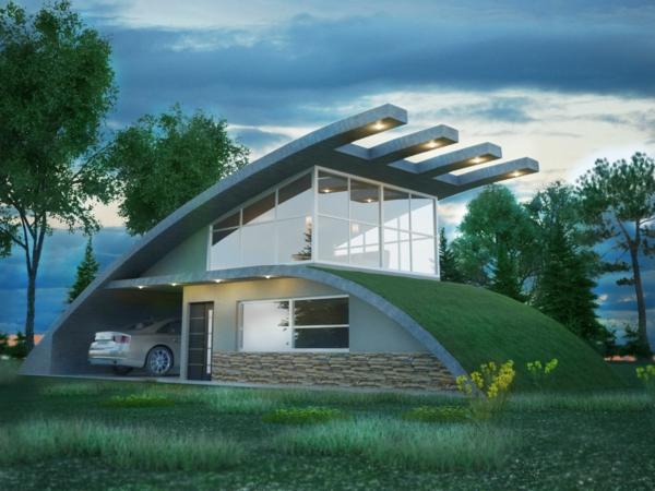 Organische architektur 53 neue beispiele for Architektur moderne