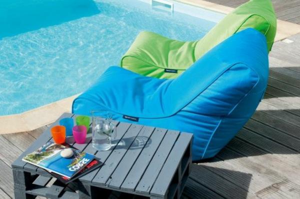 30 tolle vorschläge für sitzsack für outdoor! - archzine, Hause und Garten