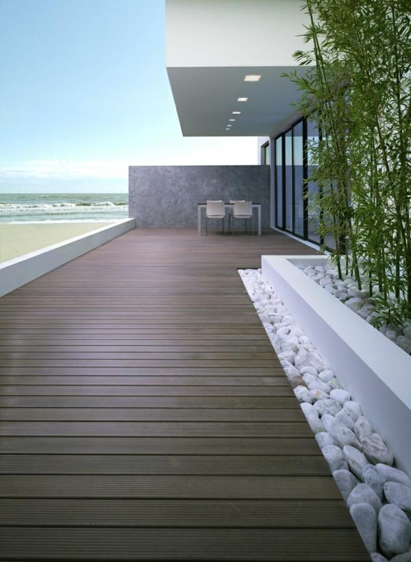 Terrassenboden sch ne varianten f r den au enbereich for Suelo de madera terraza