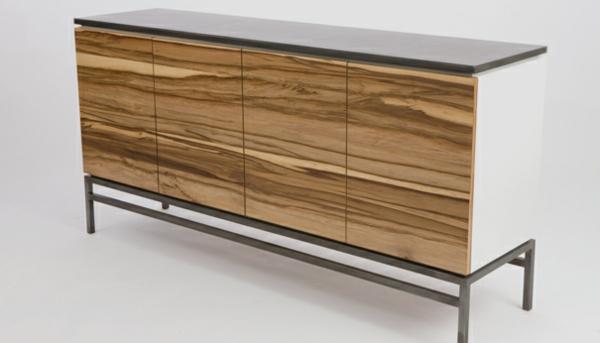 coole-designer-möbel-hölzerner-schöner-tisch