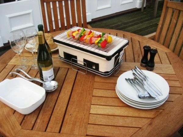 Tisch Für Gasgrill : Profi cook tisch gasgrill pc gg edelstahl schwarz