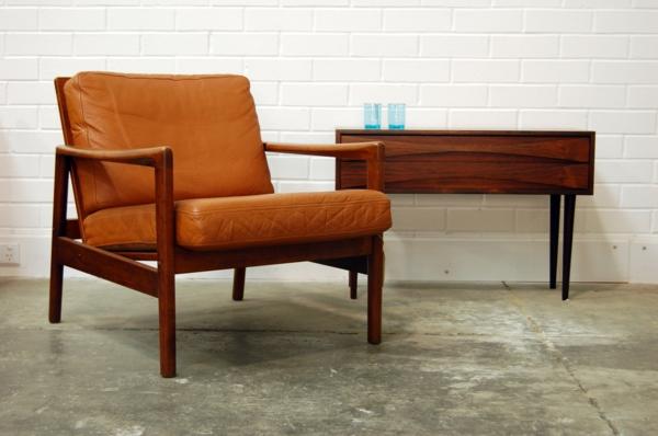 Danish Design Möbel: Daenisches design sofa sitzer. Mobel und ...