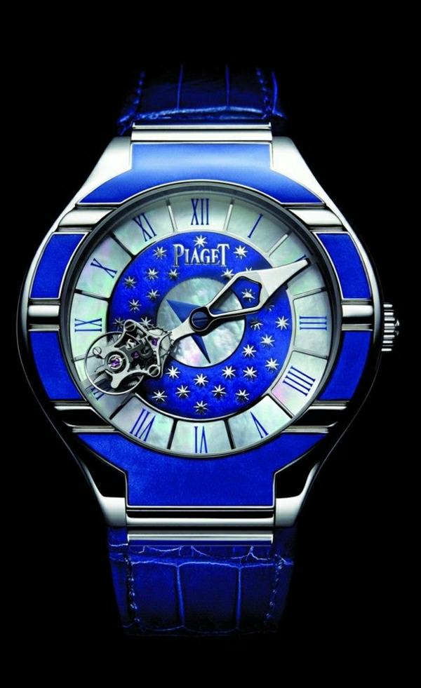 effektvolles-modell-in-blau-armbanduhr-design-
