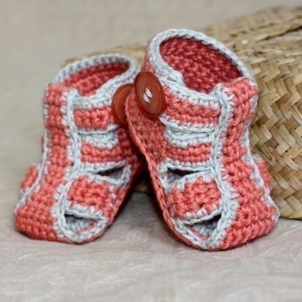 ein-tolles-design-häkeln-babyschuhe-fantastische-ideen-für-häkeleien
