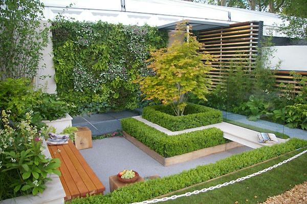 83 wunderschöne kleine gärten! - archzine,