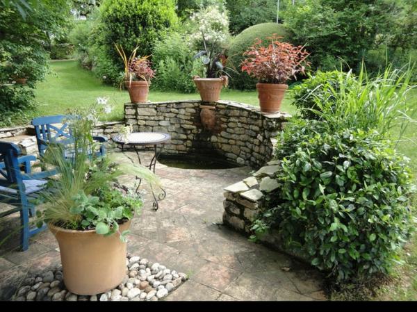 Eleganter Kleiner Garten 83 Wunderschöne Kleine Gärten! | Garten ...