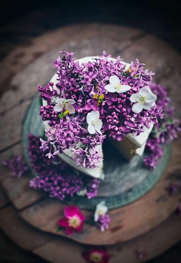 erstaunliche-lila-torte-mit-blumendeko-aus-veilchen