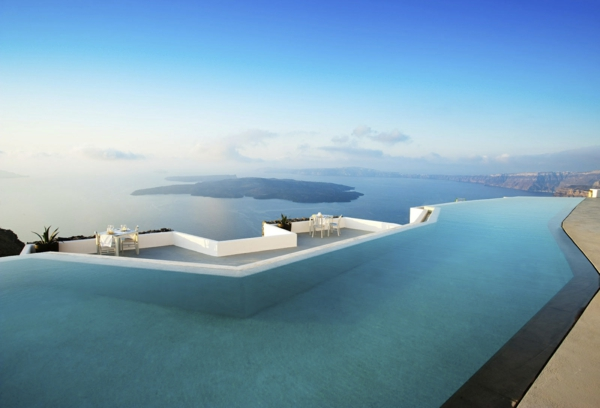 infinity pools swimming pools der unendlichkeit. Black Bedroom Furniture Sets. Home Design Ideas