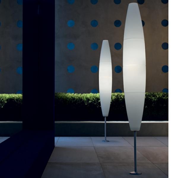 Gartenlampe 43 erstaunliche ideen zur inspiration - Coole stehlampen ...