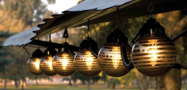 exterior-lighting-ideas-design-ideas-outdoor-backyard-design-with-awesome-six-black-round-pendant-lamp-fabulous-outdoor-design-ideas