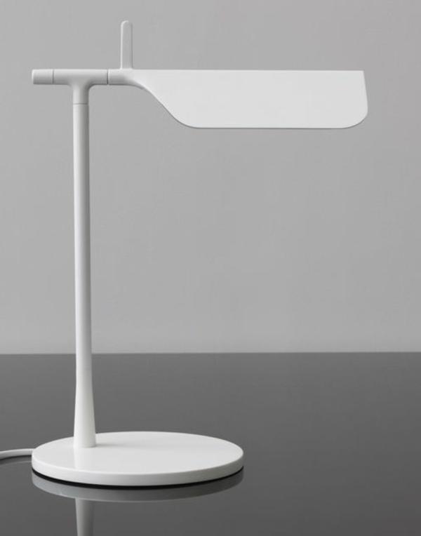 fantastische-schreibtischlampen-moderne-lampen-weiß