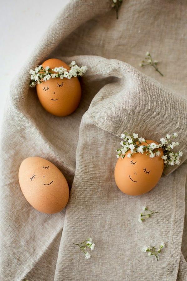 frohe-ostern-coole-eier- super süße und cooles bild