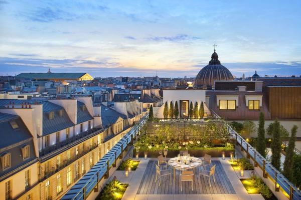 gartenleuchte-ideen-garten-design-garten-gestalten-paris-dachterrasse-terrassengarten