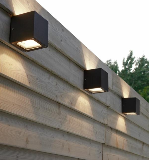 gestaltungsideen-für-den-garten-gartenlampen-in-schwarz