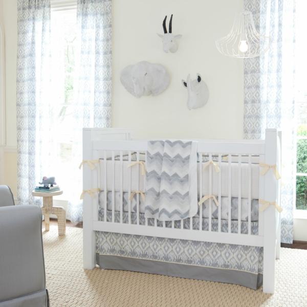 Baby bettw sche 100 super sch ne beispiele - Babyzimmer deko set ...