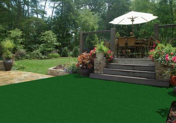 großer-grüner-outdoor-teppich