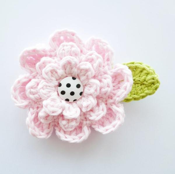 häkeln-wunderschöne-kreative-häkeleien-blumen--zarte-rosa-farbe