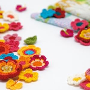 Blume häkeln - 111 fantastische Beispiele!