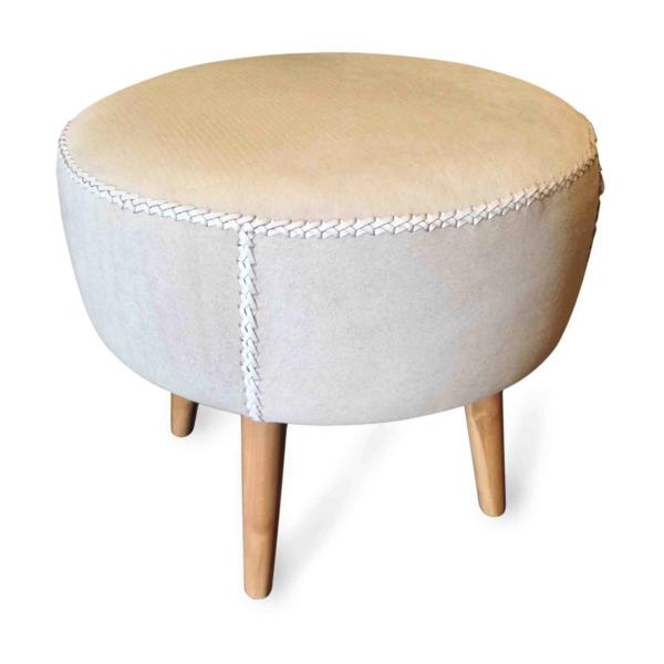interessante vorschl ge f r hocker aus fell. Black Bedroom Furniture Sets. Home Design Ideas