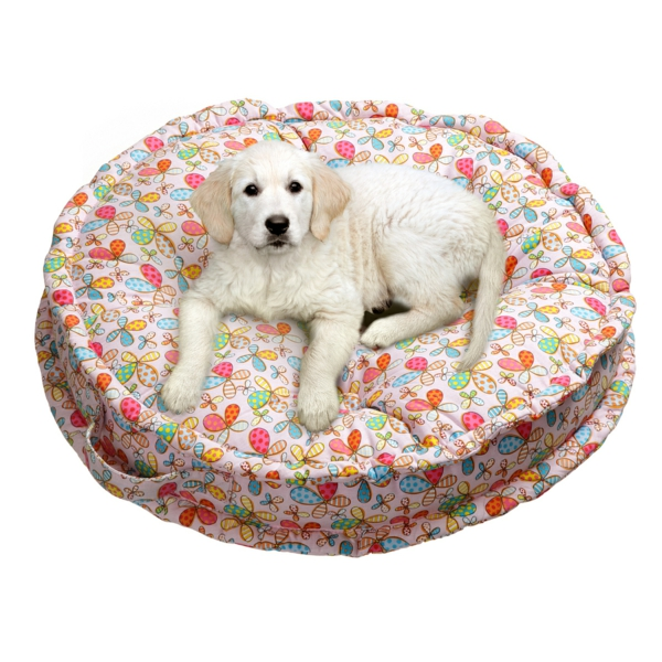 hundezubehör-günstig-buntes-kissen-für-den-hund--hundebett
