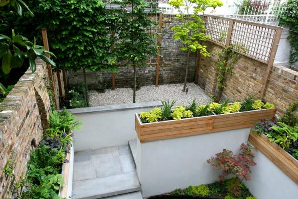 83 wunderschöne kleine gärten! - archzine.net - Kleiner Garten