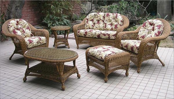 korbm bel f r eine moderne au engestaltung. Black Bedroom Furniture Sets. Home Design Ideas