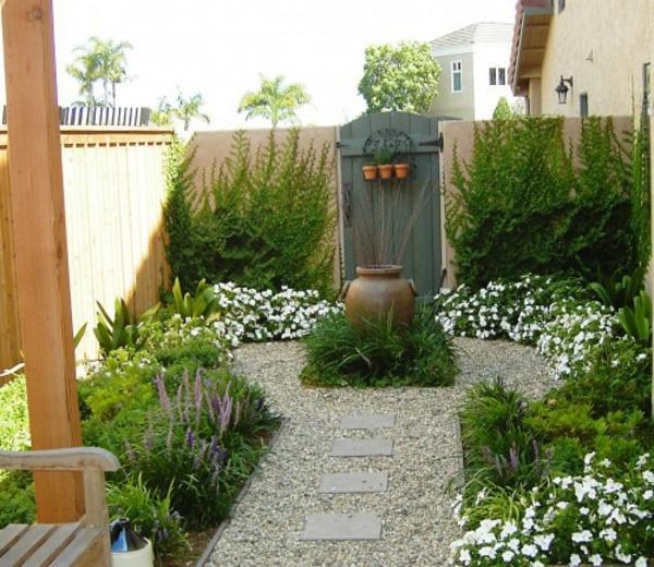 Lieblich Kleiner Garten Design 83 Wunderschöne Kleine Gärten!