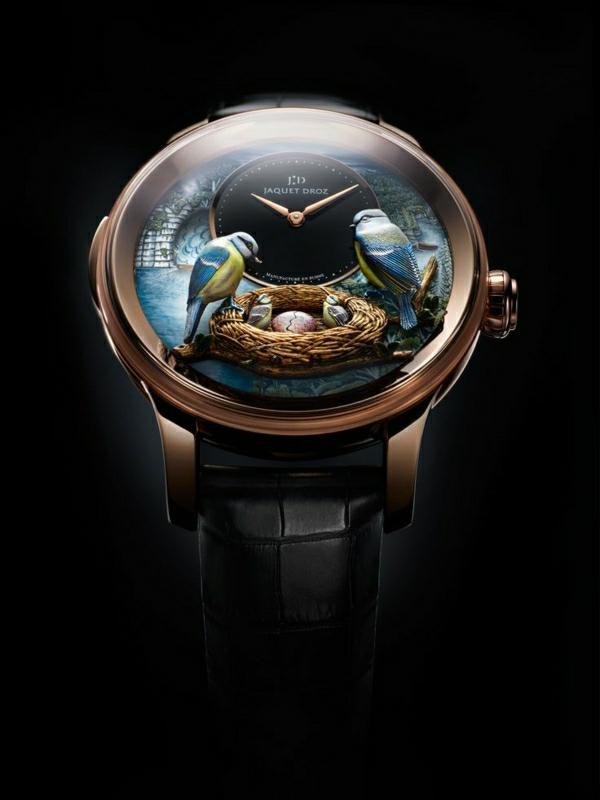 leder- armbanduhr-wunderschönes-design-mit-dekorativen-vögel-