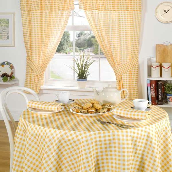 moderne-gardinen-günstig-günstige-gardinen-küche-warme-farbe
