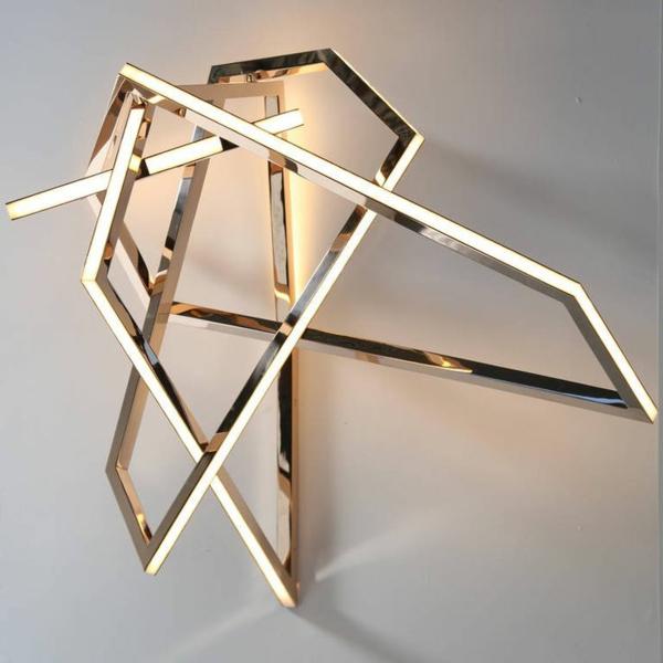 Moderne originelle designs lampen für die wohnung