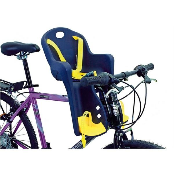moderner-praktischer-bequemer-fahrradsitz-vorne