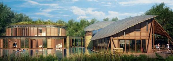 oragnisches--exterior-design-unikale-architektur-form-und-funktion