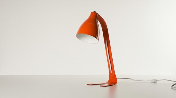 orange-schreibtischlampen-designer-lampen-modernes-interior-design