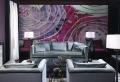 40 herrliche Zimmerdesigns in Orchidee Farbe!