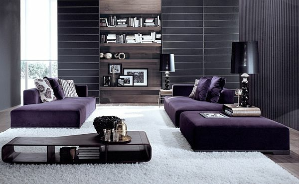 orchidee-farbe-luxuriöses-zimmer-design