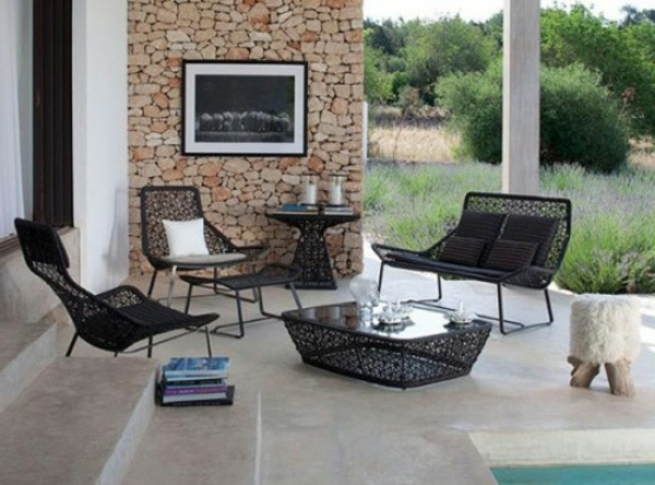 Terrassenmöbel moderne und attraktive terrassenmöbel archzine