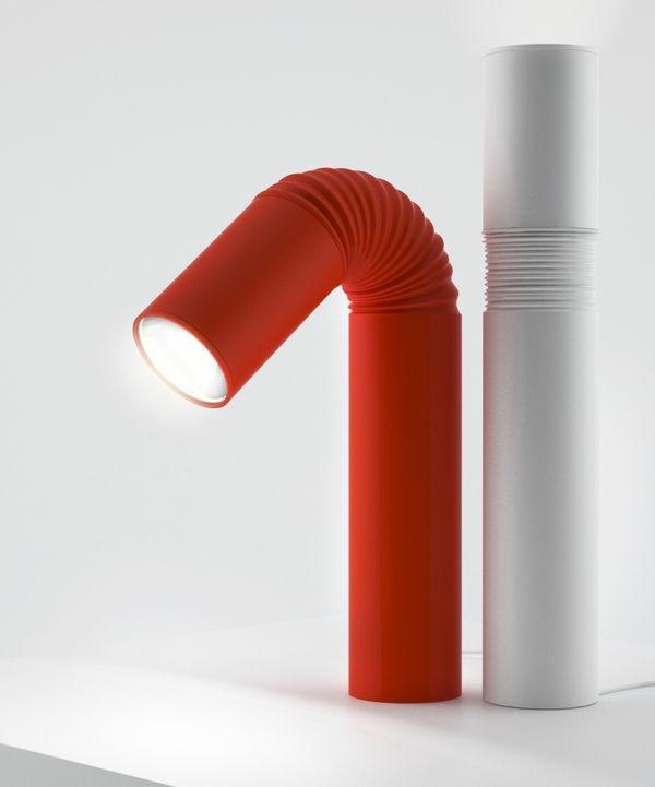 rote-schreibtischlampen-designer-lampen-modernes-interior-design