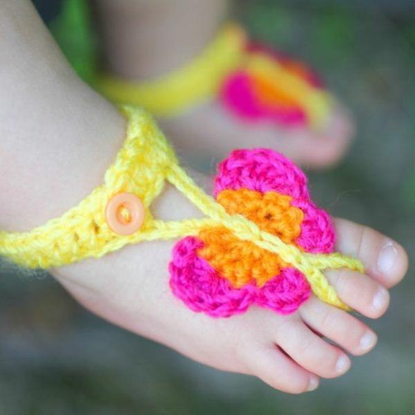 süße-modelle-fantastische-babyschuhe-mit-super-schönem-design-häkeln-tolle-praktische-ideen