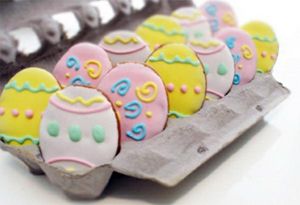 süßigkeiten-zum-ostern-tischdeko-zum-frühling-ideen-für-ostern-tischdekoration