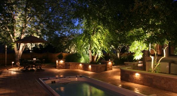 schöne-beleuchtung-im-garten-exterior-design-ideen
