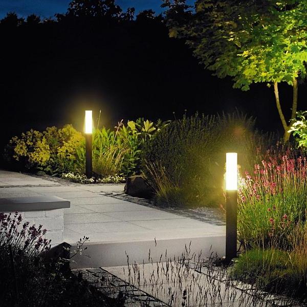 Gartenbeleuchtung bringen sie die licht in ihren garten for Potelet eclairage exterieur