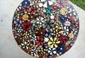 Mosaik Tisch für eine herrliche Atmosphäre!