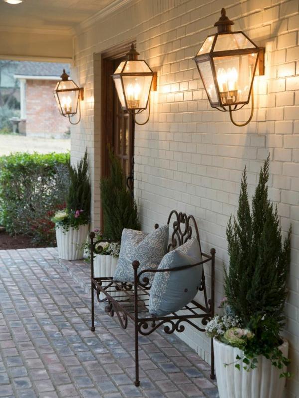 schönes-exterior-design-ideen-beleuchtung-gartenleuchte