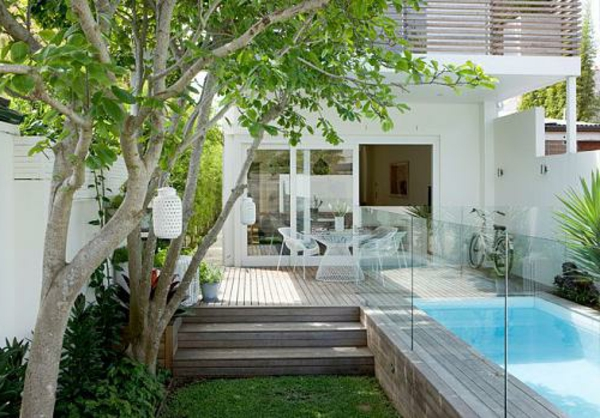 Kleiner Garten Pool ist genial ideen für ihr haus design ideen