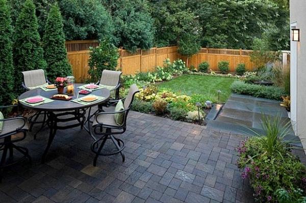83 wunderschöne kleine gärten! - archzine, Gartenarbeit ideen