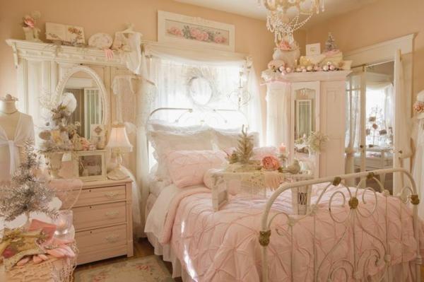 schlafzimmer deko shabby – menerima, Schlafzimmer ideen