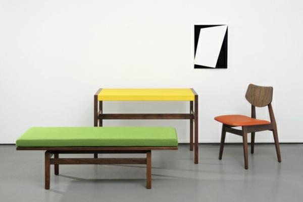 moderne möbel im nordischen stil