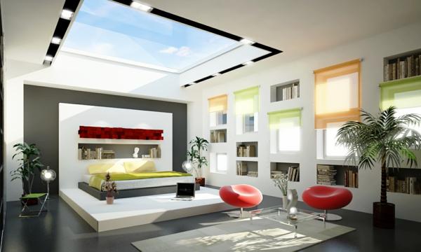 stilvolles-Schlafzimmer-gestalten-schöne-Beispiele-Schlafzimmer-Inspiration