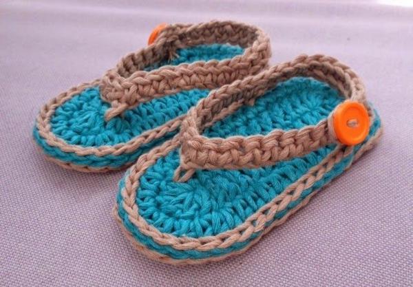 super-süße-sandalen-für-babys-schöne-ideen-häkeln-für-baby-häkeleien-tolles-design-häkeln-anleitung