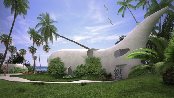 swan-villas-resort-architektur-organisch-gesundes-bauen-organische-bauen
